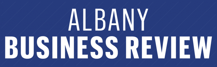 Albany Business Review's logo